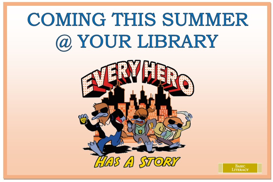 Coming Attractions - Summer Reading!