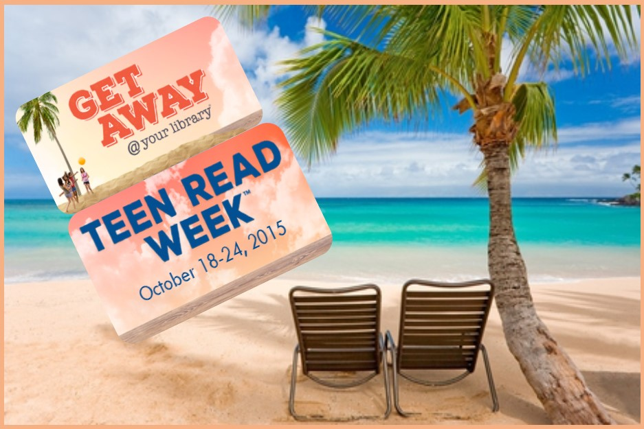 Teen Read Week - Oct 18th-25th