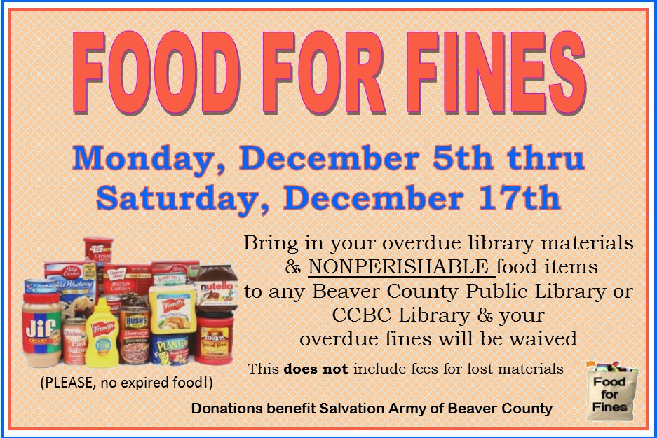 2016 Food For Fines