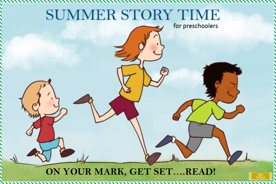 2016 - Summer Story Times