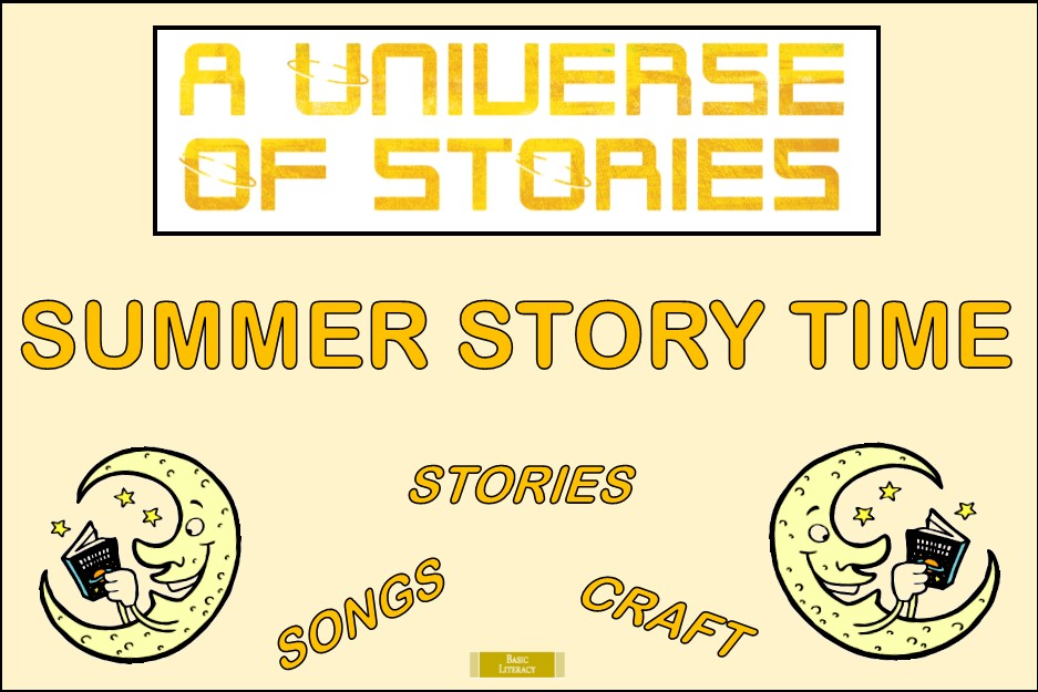 Summer Story Time 2019