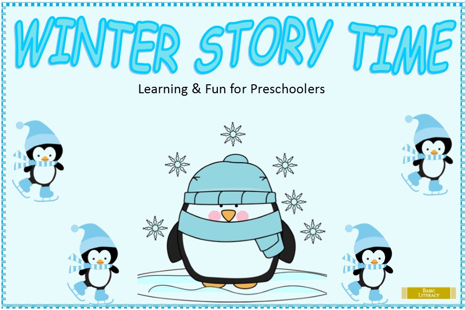Winter Story Time 2019