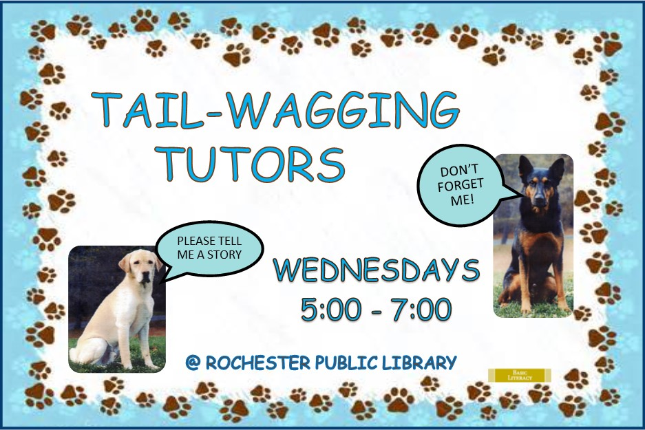 2016 Tail Wagging Tutor