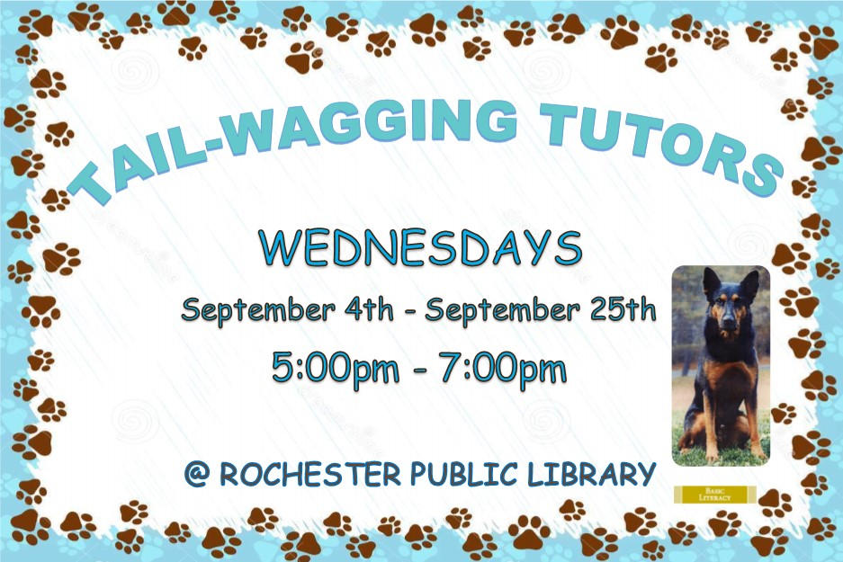 Tail Wagging Tutors 2019